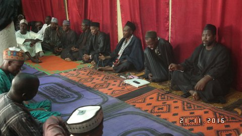 arbaeen martyrs prayer in kano