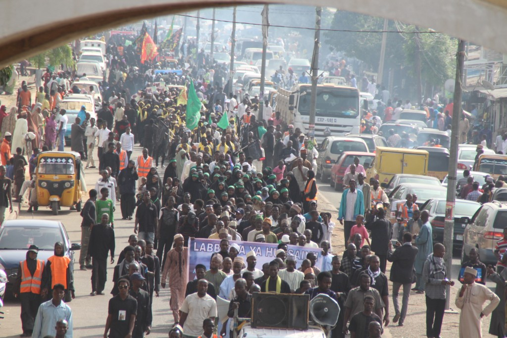 arbaeen commemoration in bauchi