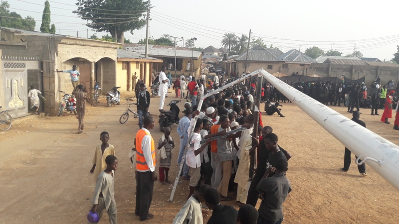 ashura mourning in bauchi on day 1