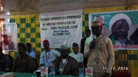 zaria massacre marked in kano by abul fadl foundation