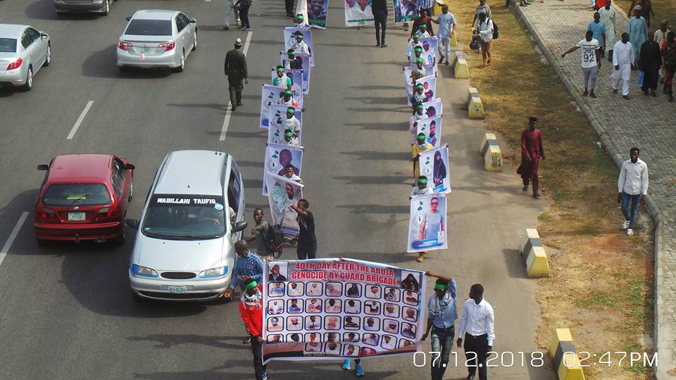 free zakzkay in abj on 7 dec and 40 day of martyrs