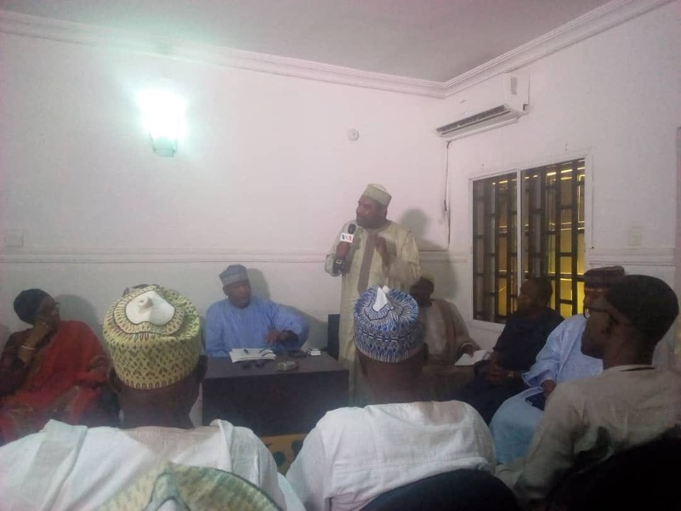 discussion on shiah organised by VOA in Abuja