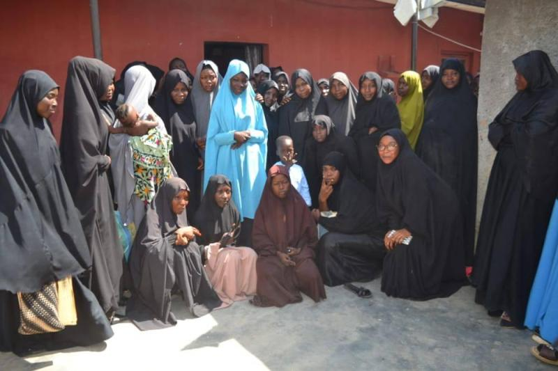 six sisters released by court in abuja