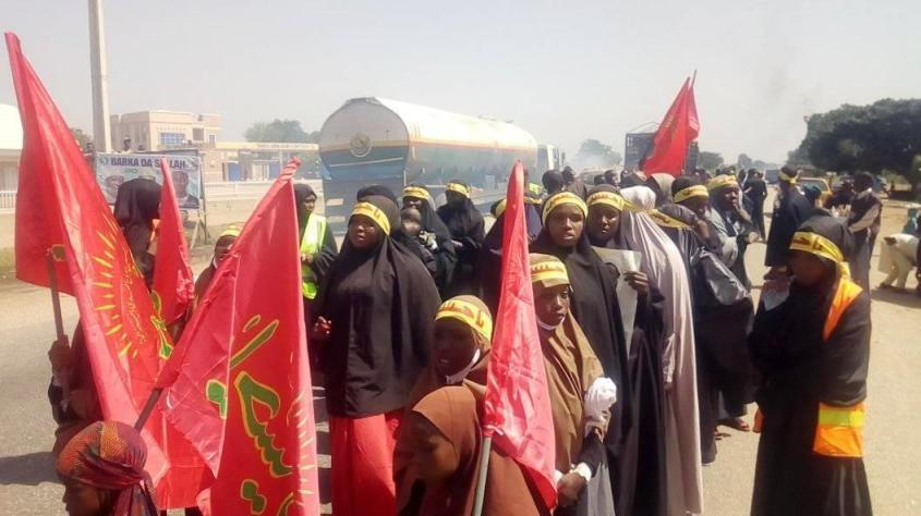arabeen trek from kano on 4th oct 2020