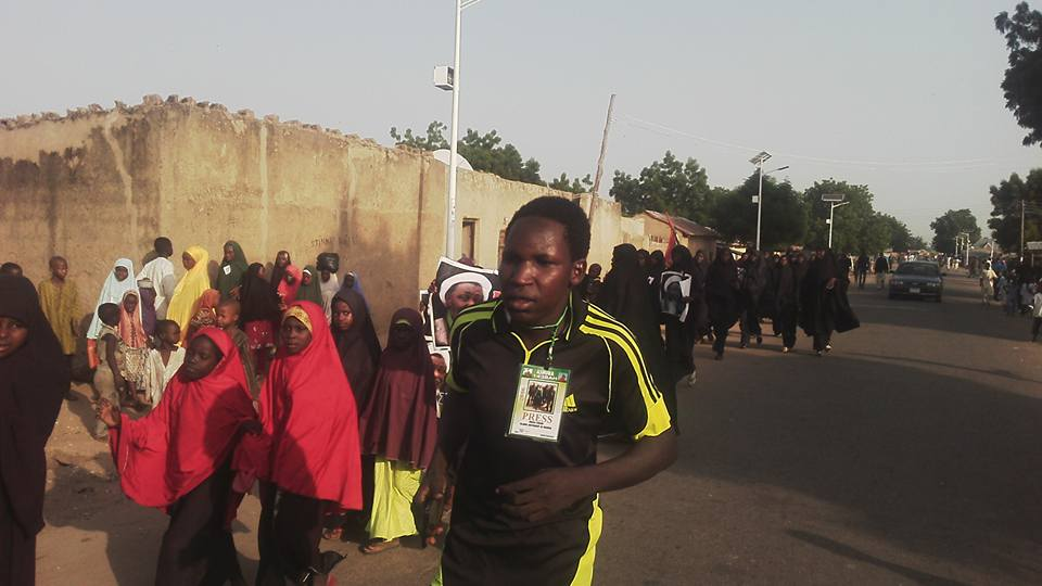 ashura 1439 peaceful procession in damaturu on 10th muharram