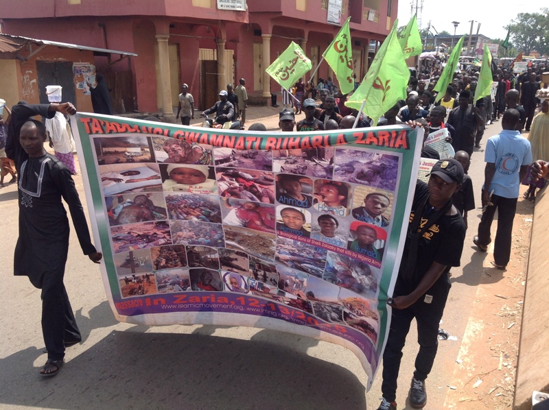ashura 1439 peaceful procession in lafia, nasarawa on 10th muharram