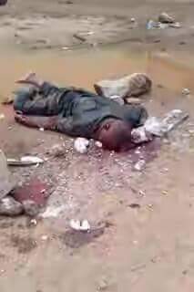 crime of nigerian forces