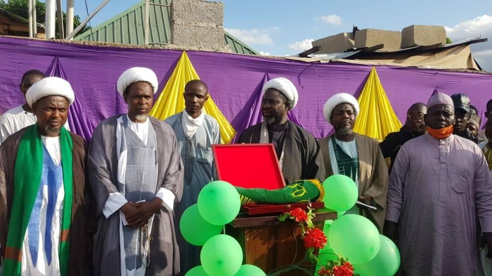 birthday commemoration of imam ridha as in abuja on 30th june 2020