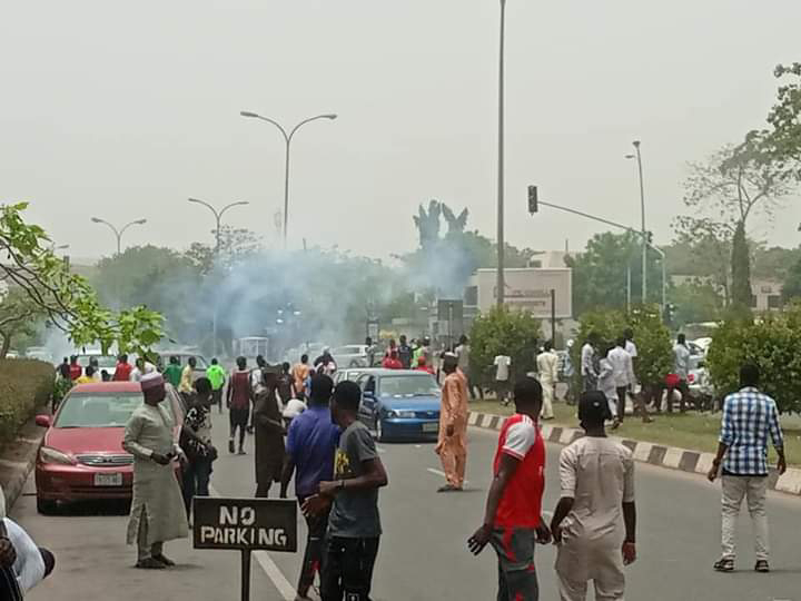 pro zakzaky protester killed in abj on 25 march 2021