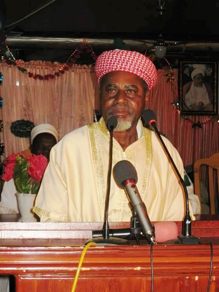 Sheikh Dawud Anozie Onyeagocha passed on