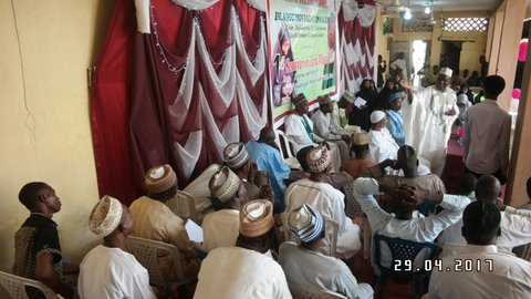 conference in kano on zaria massacre