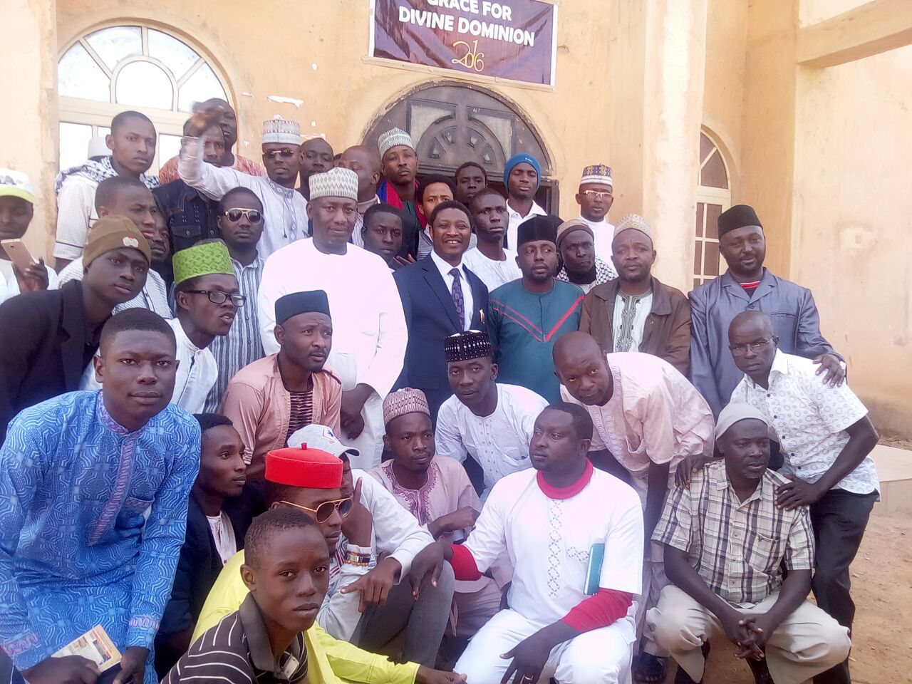 brothers rejoice with Christians in jos