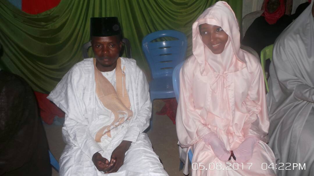 wedding of saminu sani Azare