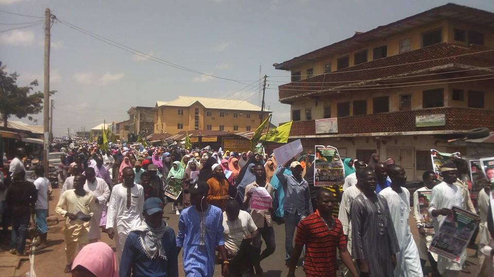 intl quds day in kaduna on friday the 8th june
