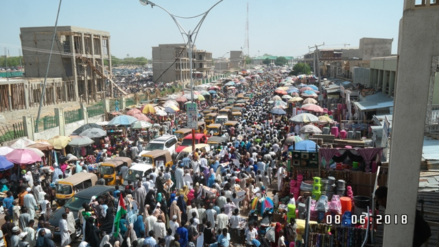 intl quds day in kano on friday the 8th june