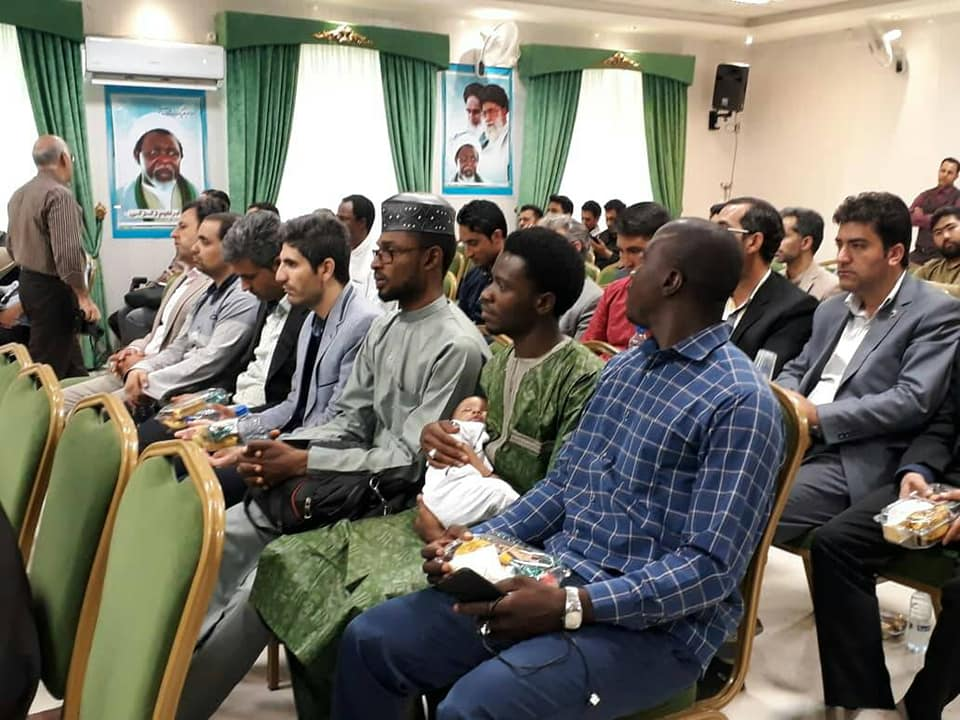 opening of shk zakzaky office in iran Tuesday 6th august 2018