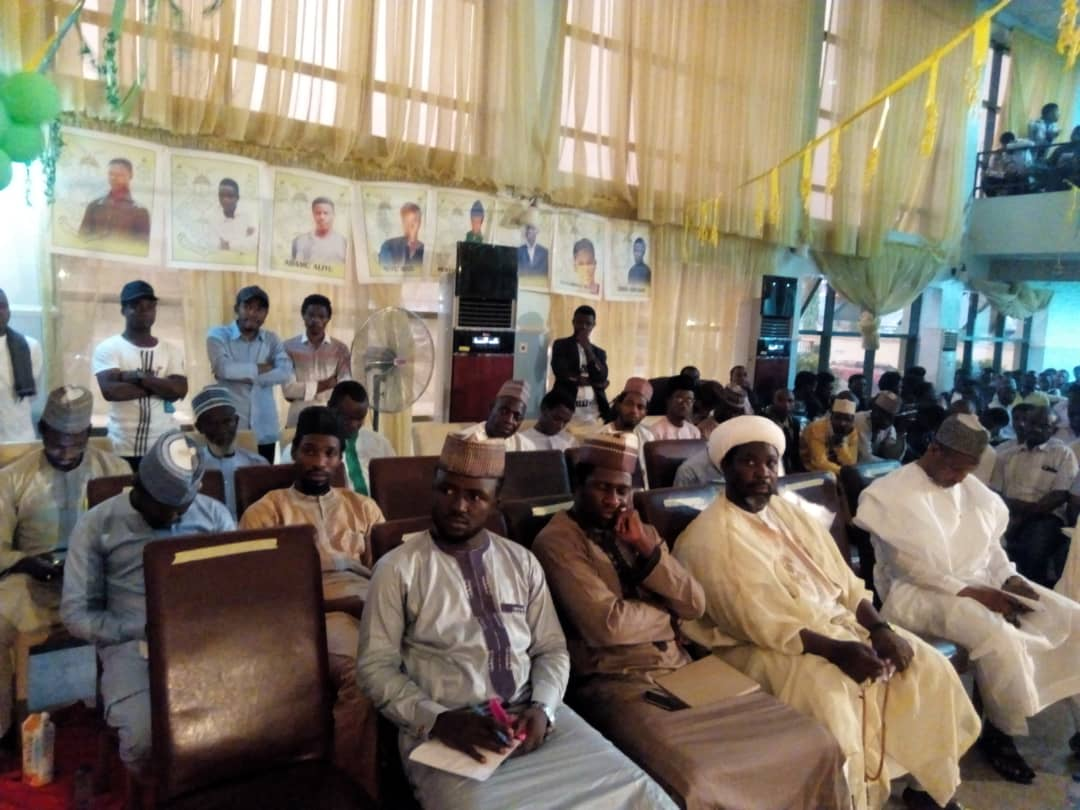 maulid of abulfadl in Abuja on Sun 10th april 2019
