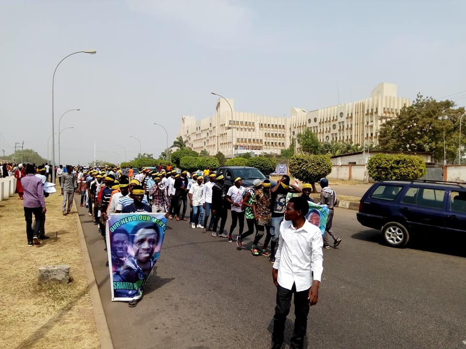 free zakaky in abuja on tuesday 8 jan
