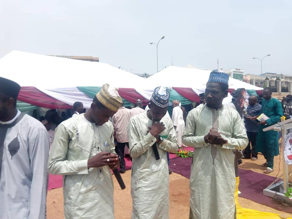 shuhada day 1440 marked in abuja on 1st april