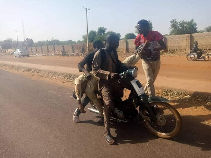 police killed free zakzkay protester in sokoto on 27 dec 2019