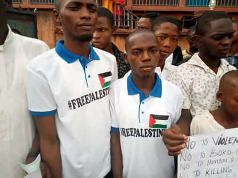 quds day in Ejule, kogi state