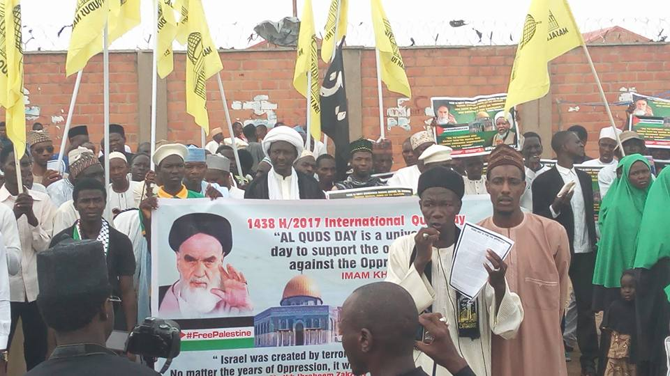 quds day in yola