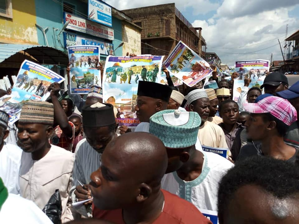 Quds day protest in kaduna, one killed